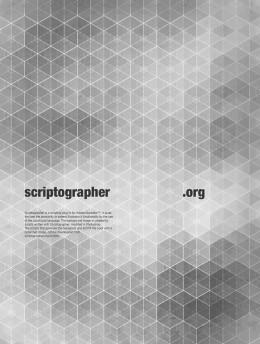 scriptographer org hexagonal grid generator